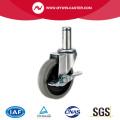 Flat Rim TPR Industrial Caster
