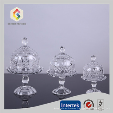 Wedding Cake Stand With Glass Dome Wholesale