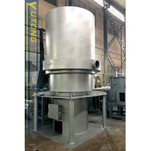 Coal combustion Hot Air Furnace in biomass fuel