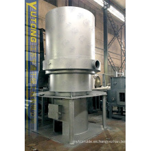 Horno de aire caliente de combustión de carbón serie Jrf en productos farmacéuticos