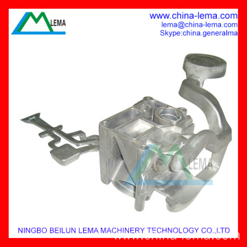 OEM Aluminum Die Casting Filter Parts