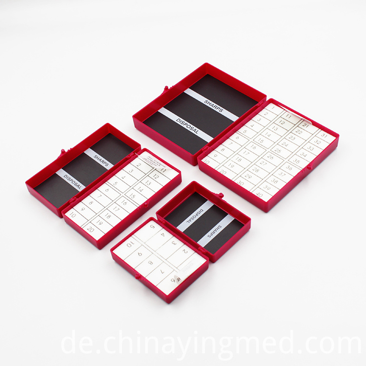 Magnetic Needle Counter