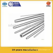 Tubos de acero inoxidable sin costura de buena calidad para cilindros hidráulicos