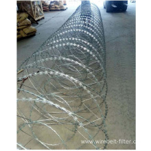 Low Price Concertina Razor Barbed Wire Fence