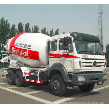 Nord-Benz 6X4 336HP 6-10cbm Kapazität Betonmischer LKW