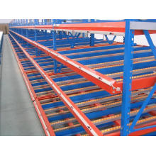 Industrial Storage Steel Carton Flow Through Gravity Racking