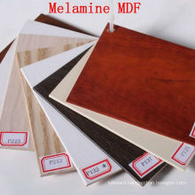 Colorful MDF with Melamine Laminated