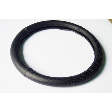 Good Quality for Steering Wheel Covers Real leather  truck steering wheel cover export to Swaziland Supplier