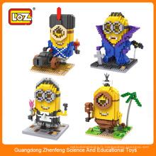 3d puzzles loz construction construction bloc jouet pour cadeau