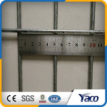 Hengshui 1/4 2x4 inch hot dipped galvanized welded wire mesh panel export into philippine for rabbit cage