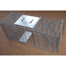 Cajas humanísticas de trampa de animales vivos para la caza de ratas / visón / roedor