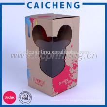 Custom made dolls paper gift packaging box
