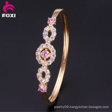 Latest Design Fashion Charm Bangles for Friendship Gift
