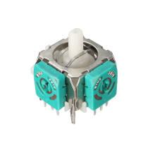 Chaude 3D Analogique Vibration Joystick Thumbstick Contrôleur Module Thumb Bâton Rocker Pour Xbox 360 Pour PS2 Jeu De Réparation De Remplacement