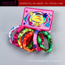 Fabric Hair Band with Printing