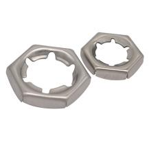Porcas de aço inoxidável DIN 7967