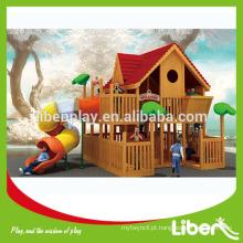 Jogos de madeira ao ar livre para garten na China