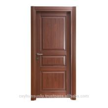 Wooden Molded Design Luxury Interior Door for Villas