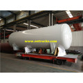 60m3 25T Aboveground Propylene Gas Tanks