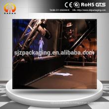 3D голографическая прозрачная задняя проекционная пленка для сцены