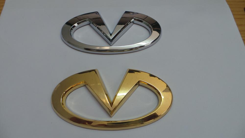 Custom Car Badges For Sale