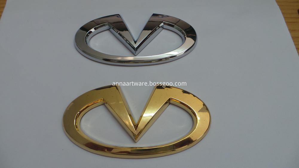 Custom Car Badges For Sale