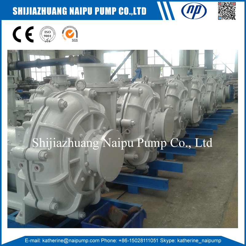 centrifugal ZGB slurry pump