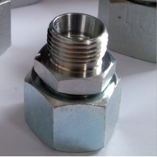 Hydraulic Reducer Adaptor Swivel Nut Metric Tube Fittings