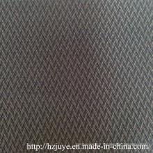 Tissu de doublure de vêtement de viscose de polyester avec Dobby