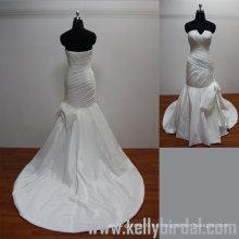 2010 - 2011 Último estilo nupcial vestido de novia