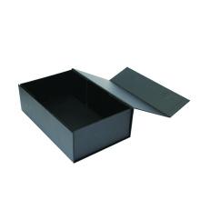 Roupa de carimbo quente high-end do logotipo que empacota a caixa de dobramento