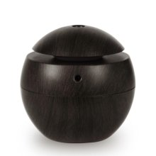 130 มิลลิลิตร Mini Portable USB Wood Grain Aromatherapy Humidifier