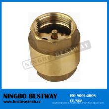 Clapet anti-retour en laiton avec noyau de cuivre (BW-C02)