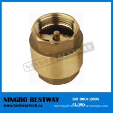Brass Check Valve with Copper Core (BW-C02)