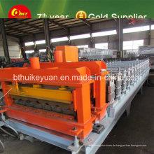 Automatische glasierte Fliesenrollenformmaschine für SPS