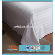 T205 133 x 72 50 poly 50 cotton Stripe fabric for Bed Sheet in Roll