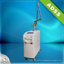 ND YAG Laser Tattoo Removal System / Q-Switch ND YAG Laser