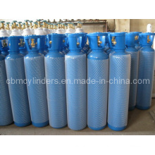 6.7L Medical Steel Oxygen Cylinders