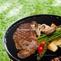 Durable, réutilisable, PTFE Non-Stick PFOA-Free Grill Mat