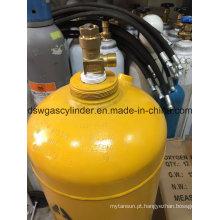 China Cilindro de acetileno ISO3807