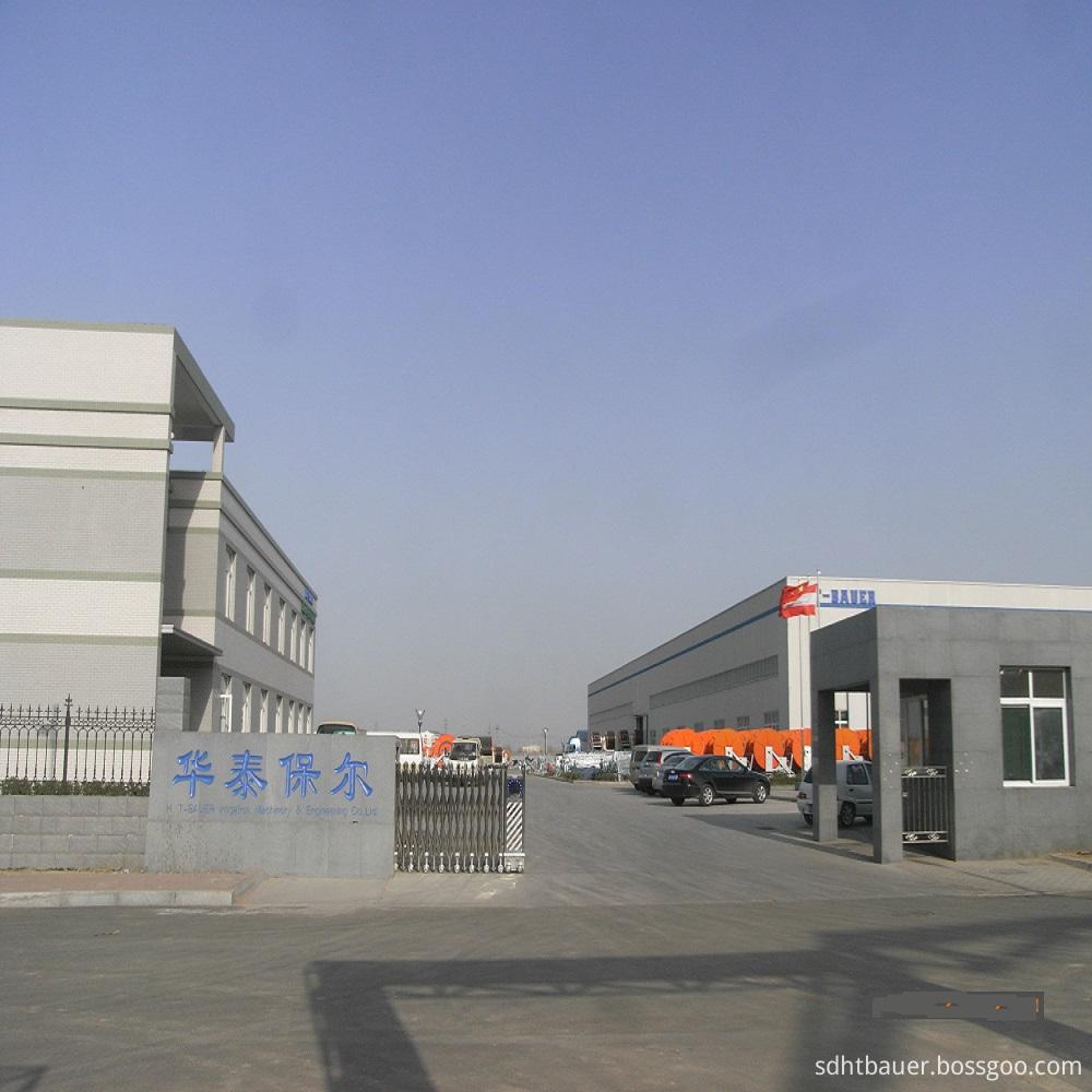 H T Bauer Factory