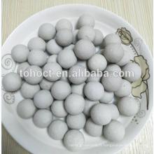 Vente chaude17% ~ 99% Balle En Céramique Fabricant Inerte Alumine En Céramique Boule