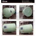 JIAHUI große Kapazität FRP Chemikalien Lagertanks