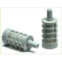 Low Pressure Plastic Chemical Strainers For  Garden Use