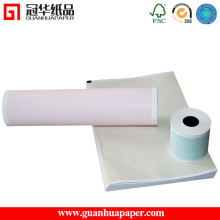50mm 63mm 210mm Width Thermal ECG Medical Paper