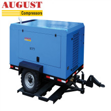 AUGUST 132KW 180HP 14 bar portable air compressor