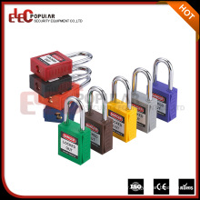 Elecpopular Wenzhou Padlock Supplier Alike Keyed Nylon Security Padlocks