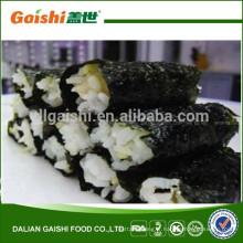 nutritif de haute qualité délicieux gaishi yaki sushi nori