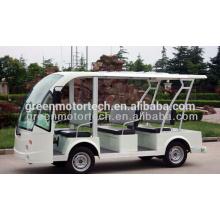 2015 heißer verkauf neue 4 rad system elektrische 6 sitz golfwagen