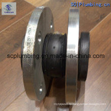 High Seal NBR Flanschverbindung Flexible Gummi Expansion Joint